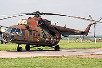Helicopter-DataBase Photo ID:8190 Mi-8MTV-2 Russian Air Force RF-93117 cn:95053
