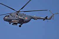 Helicopter-DataBase Photo ID:14362 Mi-8MTV-2 Russian Air Force RF-93117 cn:95053