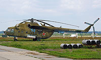 Helicopter-DataBase Photo ID:9087 Mi-8MTV-2 Russian Air Force RF-93118 cn:95060