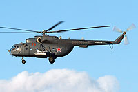 Helicopter-DataBase Photo ID:10085 Mi-8MTV-2 Russian Air Force RF-93118 cn:95060
