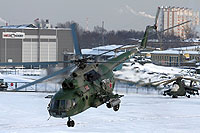 Helicopter-DataBase Photo ID:14452 Mi-8MTV-2 Russian Air Force RF-93121 cn:95140