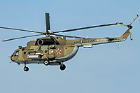 Helicopter-DataBase Photo ID:10010 Mi-8MT Russian Air Force RF-93122 cn:95222