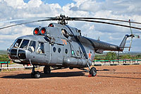 Helicopter-DataBase Photo ID:16778 Mi-8MT Russian Air Force RF-93123 cn:95223