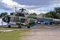 Helicopter-DataBase Photo ID:11708 Mi-8MTV-2 Russian Air Force RF-93124 cn:95410