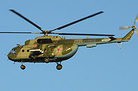 Helicopter-DataBase Photo ID:14042 Mi-8MTV-2 Russian Air Force RF-93124 cn:95410
