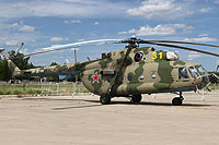 Helicopter-DataBase Photo ID:11654 Mi-8MT Russian Air Force RF-93186 cn:95134