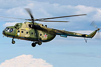 Helicopter-DataBase Photo ID:17980 Mi-8MTV Russian Air Force RF-93187 cn:95195
