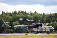 Helicopter-DataBase Photo ID:13036 Mi-8MTV-1 Russian Air Force RF-93505 cn:95055