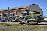 Helicopter-DataBase Photo ID:11707 Mi-8MTV-1 Russian Air Force RF-93507 cn:95567