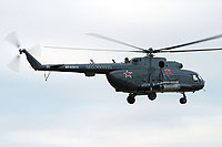 Helicopter-DataBase Photo ID:10131 Mi-8MT Russian Air Force RF-93512 cn:94924