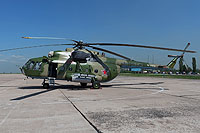 Helicopter-DataBase Photo ID:10318 Mi-8MTV-2 Russian Air Force RF-93518 cn:95554