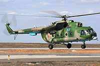 Helicopter-DataBase Photo ID:16261 Mi-8MTV-2 Russian Air Force RF-93520 cn:96047