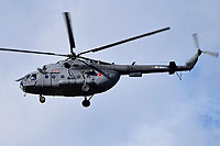 Helicopter-DataBase Photo ID:14039 Mi-8MTV Russian Air Force RF-93521 cn:95139