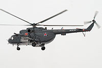 Helicopter-DataBase Photo ID:10140 Mi-8MT Russian Air Force RF-93535 cn:94923