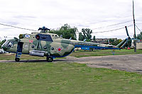 Helicopter-DataBase Photo ID:12933 Mi-8MT Russian Navy RF-93608 cn:93815