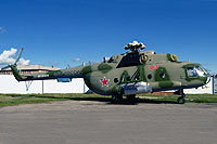 Helicopter-DataBase Photo ID:11868 Mi-8MTV-2 Russian Air Force RF-93626 cn:95766