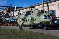 Helicopter-DataBase Photo ID:11867 Mi-8MTV-3 Russian Air Force RF-93641 cn:95156