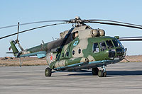 Helicopter-DataBase Photo ID:16270 Mi-8MTV-2 Russian Air Force RF-93903 cn:95229