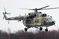 Helicopter-DataBase Photo ID:9883 Mi-8MTYa-2 Russian Air Force RF-93908 cn:94175