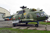 Helicopter-DataBase Photo ID:9535 Mi-8MTV-1 Russian Air Force RF-94942 cn:95065