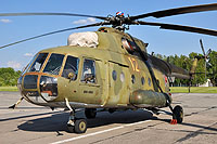 Helicopter-DataBase Photo ID:9741 Mi-8MN Russian Air Force RF-94945 cn:95201