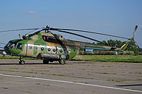 Helicopter-DataBase Photo ID:9222 Mi-8MN Russian Air Force RF-94946 cn:95202