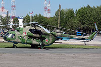 Helicopter-DataBase Photo ID:16200 Mi-8MD Russian Air Force RF-94946 cn:95817
