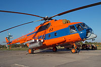 Helicopter-DataBase Photo ID:8337 Mi-8MTV-2 Russian Air Force RF-94990 cn:96131