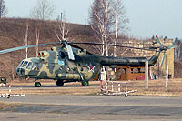 Helicopter-DataBase Photo ID:9574 Mi-8MTV-1 Russian Air Force RF-95077 cn:95077