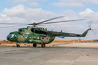 Helicopter-DataBase Photo ID:12205 Mi-8MTV-2 Russian Air Force RF-95230 cn:95230