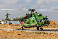 Helicopter-DataBase Photo ID:12206 Mi-8MTV-2 Russian Air Force RF-95230 cn:95230