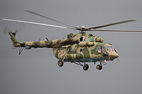 Helicopter-DataBase Photo ID:12815 Mi-8AMTSh-V Russian Air Force RF-95350 cn:8AMTS00643147421U