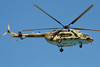 Helicopter-DataBase Photo ID:11477 Mi-8AMTSh Russian Air Force RF-95422 cn:8AMTS00643137333U