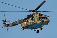 Helicopter-DataBase Photo ID:15429 Mi-8AMTSh Russian Air Force RF-95423 cn:8AMTS00643137334U