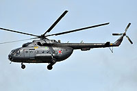 Helicopter-DataBase Photo ID:10271 Mi-8MD Russian Air Force RF-95529 cn:95494