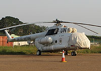 Helicopter-DataBase Photo ID:6250 Mi-8MT United Nations RF-95557 cn:93718