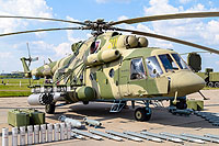 Helicopter-DataBase Photo ID:15313 Mi-8AMTSh-V Russian Air Force RF-95583 cn:8AMTS00643137382U