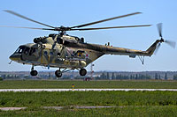 Helicopter-DataBase Photo ID:17746 Mi-8AMTSh Russian Air Force RF-95624 cn:8AMTS00643092904U