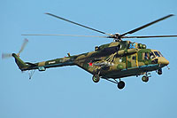 Helicopter-DataBase Photo ID:17747 Mi-8AMTSh Russian Aerospace Force RF-95624 cn:8AMTS00643092904U