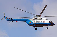 Helicopter-DataBase Photo ID:8145 Mi-172 Bangladesh Air Force 5017 cn:050M17