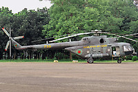 Helicopter-DataBase Photo ID:12281 Mi-171 Bangladesh Air Force 735 cn:59489619735