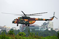 Helicopter-DataBase Photo ID:13485 Mi-171Sh Bangladesh Army Aviation S3-BRP