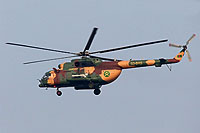 Helicopter-DataBase Photo ID:13484 Mi-171Sh Bangladesh Army Aviation S3-BRS
