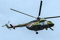 Helicopter-DataBase Photo ID:17343 Mi-171E Bangladesh Border Guard S3-DAR