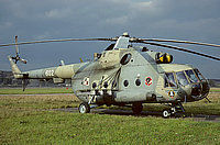 Helicopter-DataBase Photo ID:2712 Mi-17 1st (37th) Army Aviation Wing 602 cn:106M02