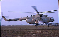 Helicopter-DataBase Photo ID:2766 Mi-17 37th Aviation Wing 605 cn:106M05
