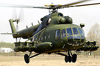 Helicopter-DataBase Photo ID:3656 Mi-17 1st (37th) Army Aviation Wing 605 cn:106M05