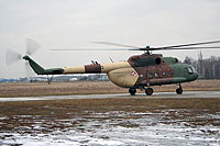 Helicopter-DataBase Photo ID:10572 Mi-8MTV-1 1st (37th) Army Aviation Wing 6103 cn:93053