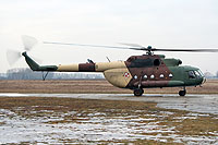 Helicopter-DataBase Photo ID:10573 Mi-8MTV-1 1st (37th) Army Aviation Wing 6103 cn:93053