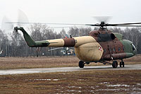 Helicopter-DataBase Photo ID:10574 Mi-8MTV-1 1st (37th) Army Aviation Wing 6103 cn:93053